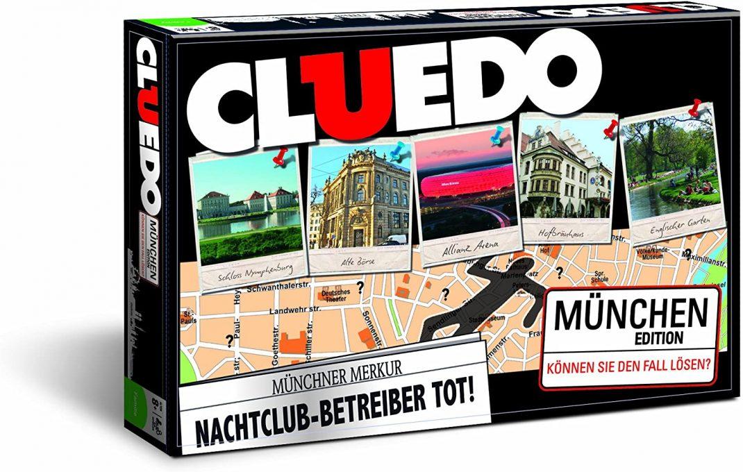Gesellschaftsspiele für Münchner