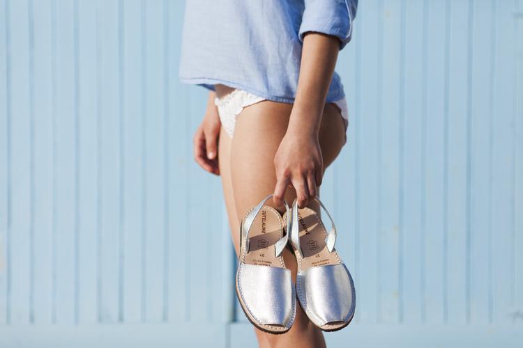 Schuhe in Sex und der Stadt getragen