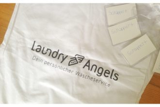 Laundry Angel Header