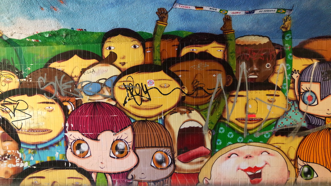 Streetart in Muenchen