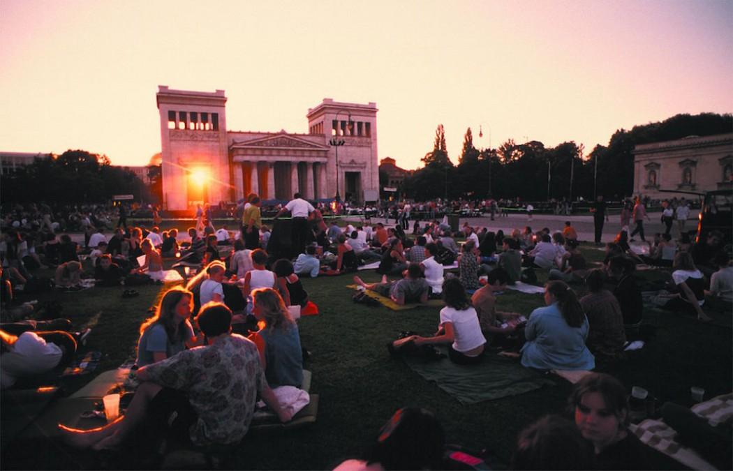 Open Air Kino München